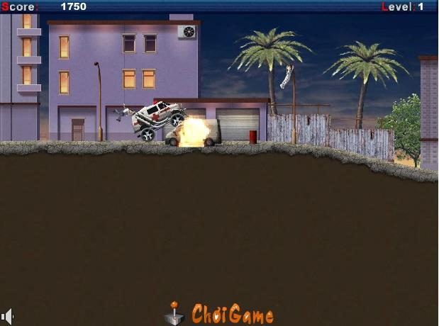 game xe cứu thương tốc hành
