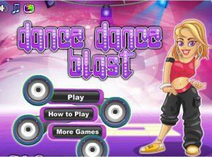 Game Bước nhảy xì tin