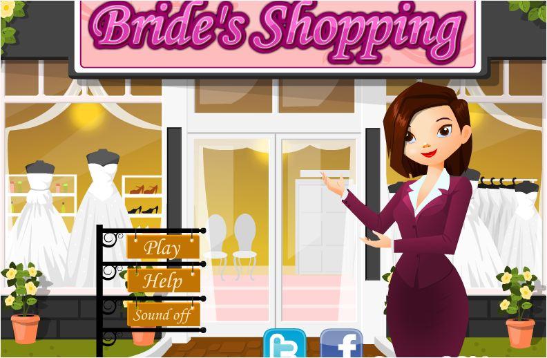 chơi game cửa hàng váy cưới 2