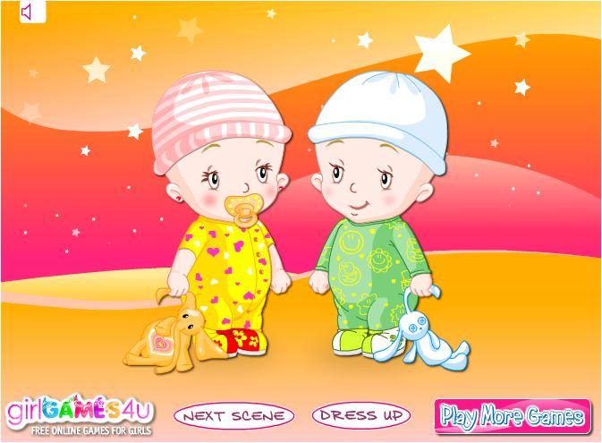 em bé sinh đôi