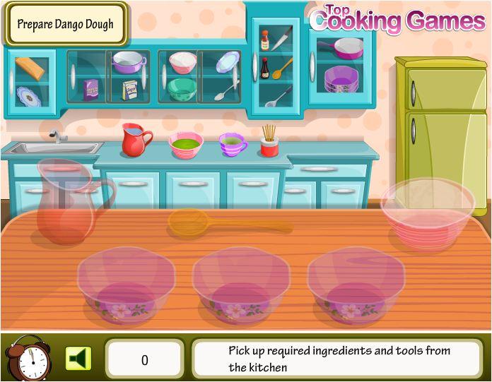 game làm bánh trôi nước