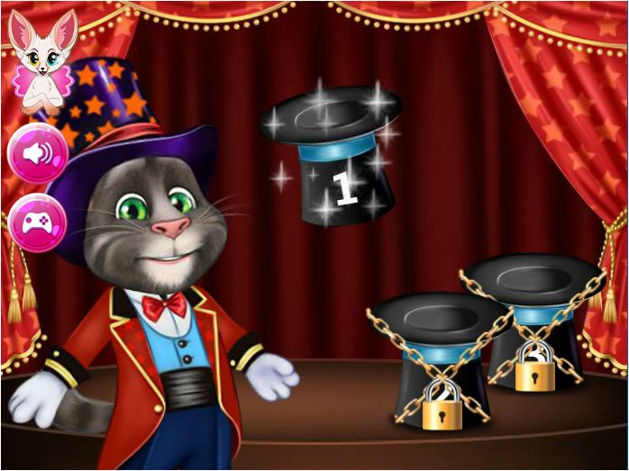 game mèo tôm ảo thuật